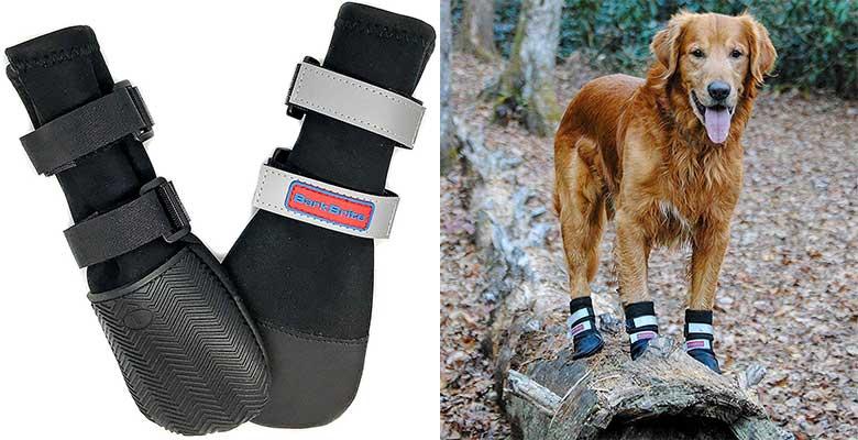 Botas de neopreno para perros - Bark Brite