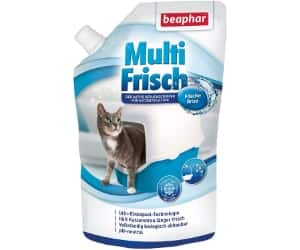 Neutralizador de olores para la arena del gato - Beaphar Brisa Fresca