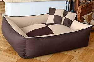Cama para perros tradicional con gran relación calidad-precio - BedDog Max Quattro
