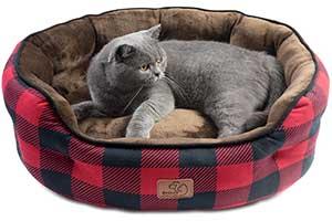 Cama para gatos barata y de estilo tradicional - Bedsure