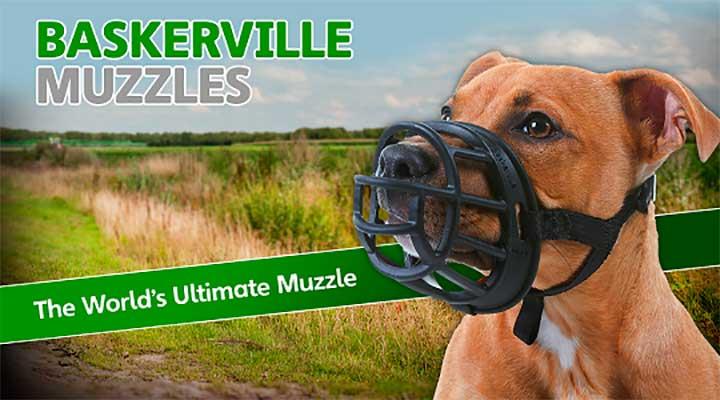Bozales Baskerville para perros