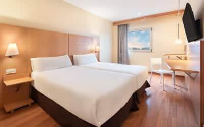 B&B Hotel Madrid Arganda - Hotel en Arganda del Rey que admite mascotas