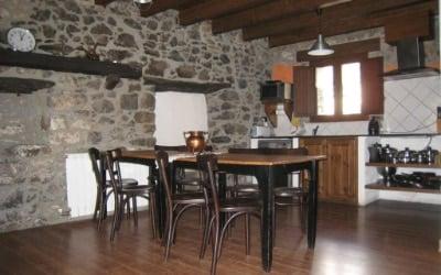 Ca l'Escolà casa rural pet friendly en Aransá - Baja Cerdanya - Pirineo Catalán