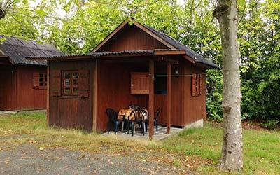 Camping Fragadeume - Camping en Galicia con perro (Monfero - A Coruña)