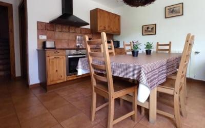 Can Soler de Rocabruna casa rural pet friendly en Rocabruna - El Ripollés - Pirineo Catalán
