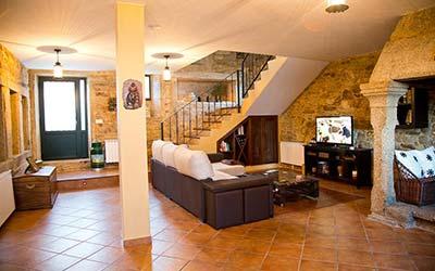 Casa A Canteira - Casa rural en Galicia que acepta perros - Vimianzo (A Coruña)