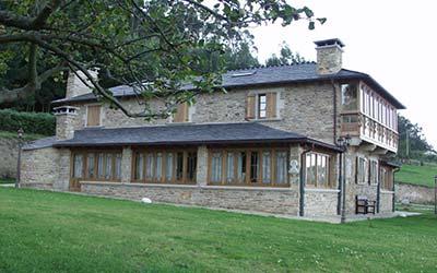 Casa Almoina - Casa rural que admite perros en Lugo - Viveiro (Galicia)