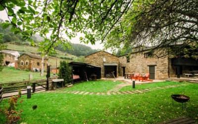 Casa Calma Rural apartamentos que admiten perros en Asturias