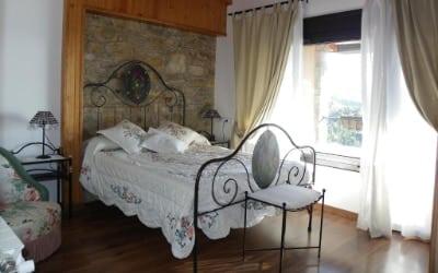 Casa Churchill casa rural que admite mascotas en Claverol - Pallars Jussà - Pirineo Catalán