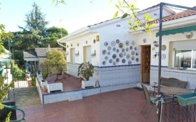 Casa El Encinar del Alberche - Casa rural que acepta animales en Madrid (Villa del Prado)