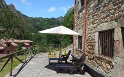 Casa Felisa apartamentos pet friendly en Asturias