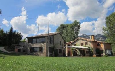 Casa Horta casa rural que acepta mascotas en Barcelona - Aviá