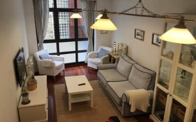 Casa Miñor apartamento pet friendly en Luarca