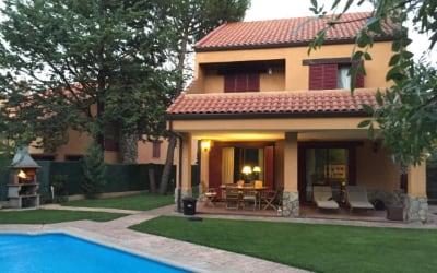 Casa Navalafuente - Casa rural en Madrid que acepta perros (Navalafuente)