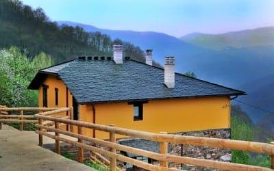 Casa Corral casa rural pet friendly en Asturias