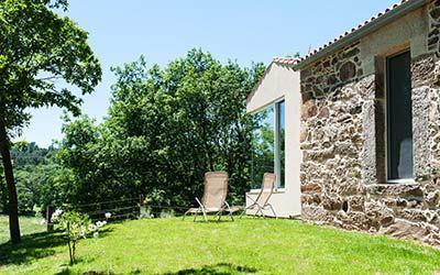 Casa das Landras - Casa rural en Lugo que admite mascotas - Chantada (Galicia)