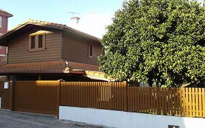 Casa de madera - Casa rural dog friendly en Pontevedra - Cangas de Morrazo (Galicia)