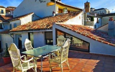 Casa del Hortelano - Casa rural en Madrid para ir con animales (Chinchón)