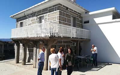 Casa do Santo - Casa rural dog friendly en Ourense - Lobios (Galicia)