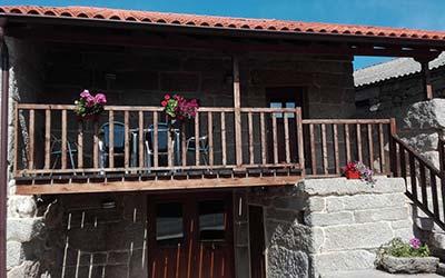 Casa do Xurés - Casa rural en Ourense que acepta perros - Maus de Salas (Galicia)