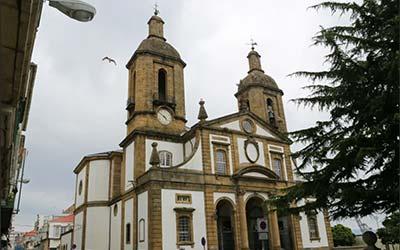 Concatedral de San Juan en Ferrol