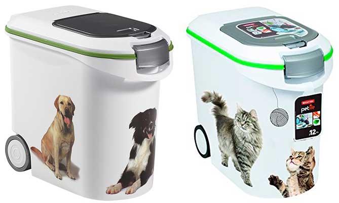 Contenedor para pienso de perros y gatos - Curver