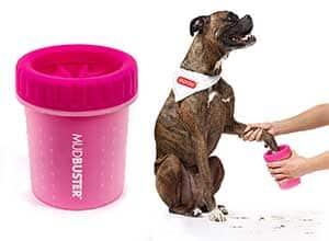 Limpiador de patas para perros - Dexas Mudbuster