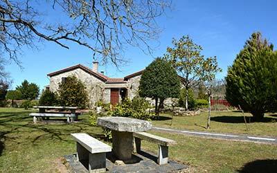 Duerming Casa Vilamor - Casa rural que admite mascotas en Lugo - Vilamor (Galicia)