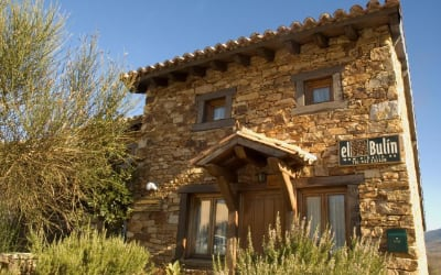 El Bulín de Horcajuelo - Casas rurales para ir con animales en Madrid (Horcajuelo de la Sierra)