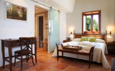 El Ventós hotel pet friendly en Sant Feliú de Pallerols - La Garrotxa - Pirineo Catalán