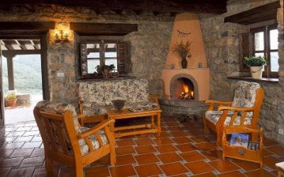 El Corberu casa rural pet friendly en Asturias