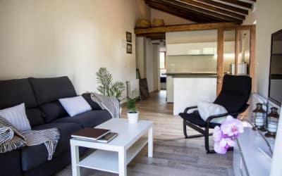 El Olivo apartamento que admite mascotas en Cantabria