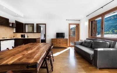 Esquirol - Apartamentos que aceptan mascotas en Andorra