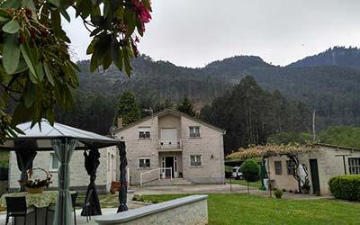 Finca el Remanso - Casa rural en Lugo para ir con perro - Mondoñedo (Galicia)