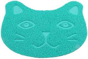 Alfombra sanitaria para gatos - con diseño decorativo - Flairstar