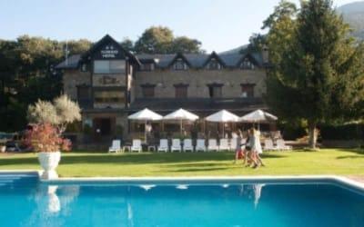 Florido hotel que acepta perros en Sort - Pallars Sobirà - Pirineo Catalán