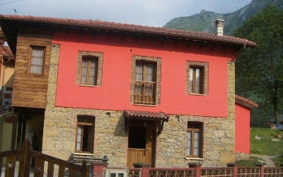 Fonfría casa rural que admite mascotas en Asturias