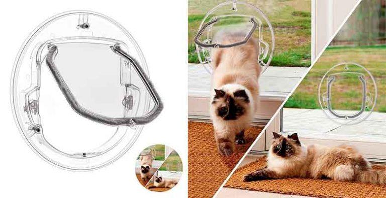 Gatera especial para puertas de cristal - Homesupplier