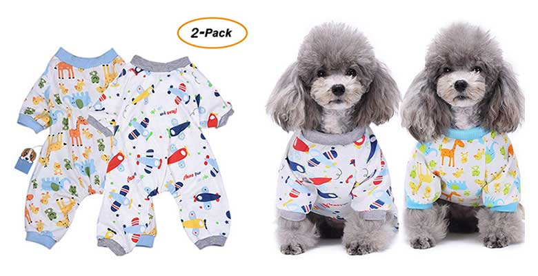 Pijama para perros pequeños - HongYH