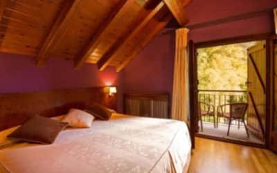 Hotel Restaurant Castellarnau hotel pet friendly en Escaló - Pallars Sobirà - Pirineo Catalán