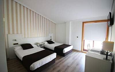 Hotel Alfonso I admite perros en Tui (Pontevedra)