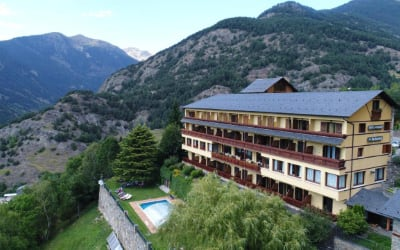 Hotel Babot - Hotel en Andorra para ir con mascotas