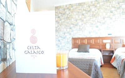 Hotel Celga Galaico - Alojamiento que admite mascotas en Viveiro