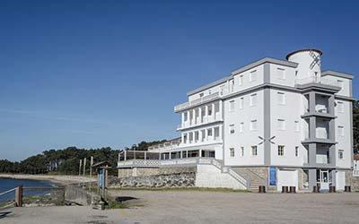 Hotel El Molino pet friendly en A Guarda (Rías Baixas)