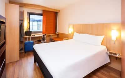 Hotel Ibis Alcobendas - Alojamiento que admite mascotas en Alcobendas (Madrid)