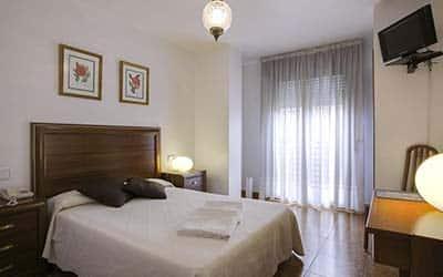 Hotel Madrid pet friendly en Pontevedra