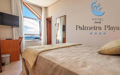 Hotel Norat Palmeira Playa admite perros en Ribeira (La Coruña)
