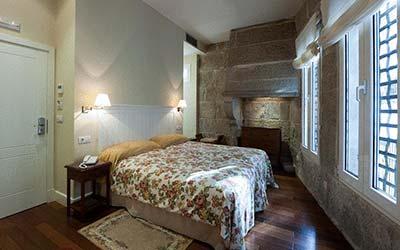 Hotel Puerta Gamboa dog friendly en Vigo