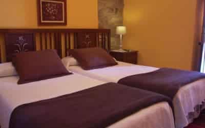 Hotel Rural Aguilar admite perros en Cudillero