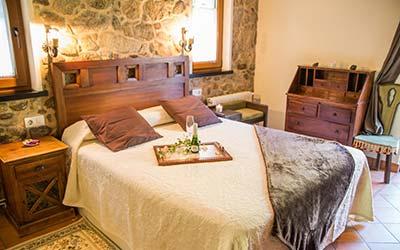 Hotel Rural Fontequeiroso - Casa rural en Galicia que admite perros - Nemina (A Coruña)